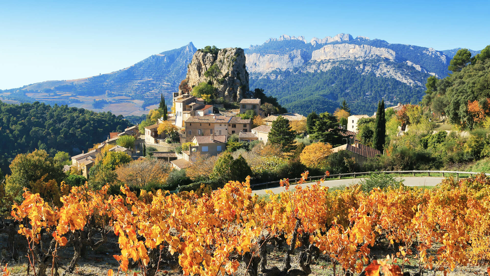 Best places to see Fall Colors in France