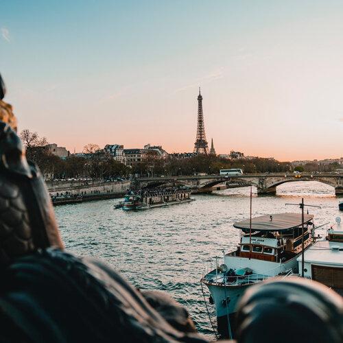 Escale à Paris : un vrai voyage